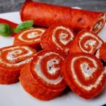 Pomidorowa rolada z...