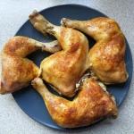 Udka z kurczaka z rękawa
