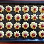 Karbowane ciasteczka z...