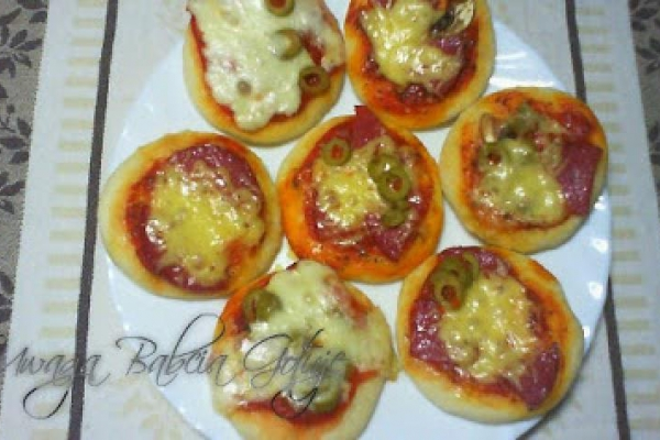 Mini Pizza – Pizzerinki