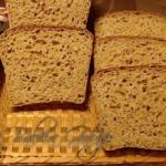Przepis na Chleb...