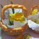 Koszyczek Wielkanocny z...