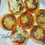 Mini Pizza – Pizzerinki