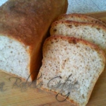 Chleb Domowy Mieszany na...