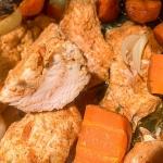 Kurczak z Rękawa w...
