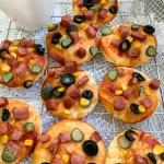Szybkie mini pizze z...