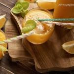 Lemoniada z mango i...