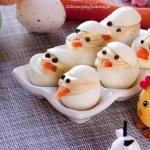 Wielkanocne kurczaczki z...