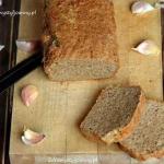 Chleb czosnkowo –...