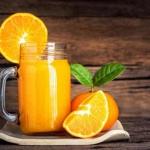 Sok pomarańczowy z...