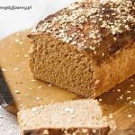 Chleb owsiany.