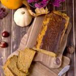 Chlebek dyniowy. Ciasto...