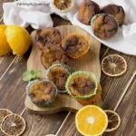 Muffinki pomarańczowe z...