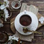 Wegańskie chai latte z...