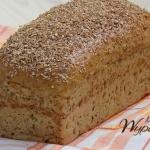 Domowy chlebek bez...
