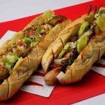 Czosndog czyli hot dog...
