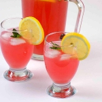 Lemoniada rabarbarowa