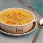 Szybka zupa z piersią...