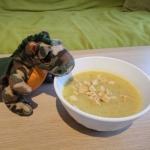 Zupa krem ze szparagów...