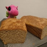 Chleb pszenny razowy