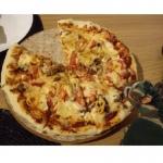 Pizza na ostro