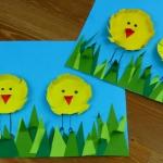 Wiosenne kurczaczki