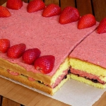 Ciasto truskaweczka