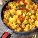 Curry wegetariańskie z...