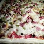 Pizza domowa na ostatki....