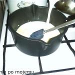 Domowy budyń bez mąki...