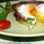 Boskie śniadanie dla...