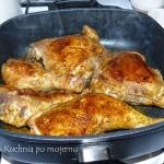 Kurczak w garnku...