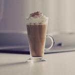 Pumpkin spice latte –...