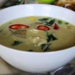 Tajskie zielone curry z...