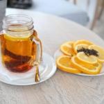 Zimowa herbata z...