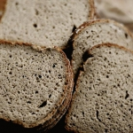 Tradycyjny żytni chleb...