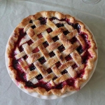 Cherry pie – krucha...