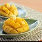 Mango. Najzdrowsze owoce...