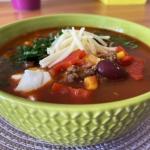 Rozgrzewająca zupa tako