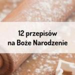 12 przepisów naBoże...