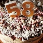 Tort zmasą maślaną