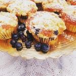 Muffiny zborówkami