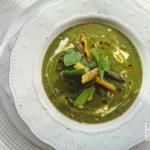 Zupa krem z zielonych...