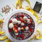 Urodzinowy tort...