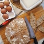 Chleb pszenno-zytni na za...