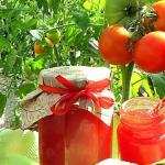 Konfitura pomidorowa z...