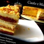 Dyniowe Ciasto Miodowe z...