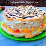 Tort Bezowy Melba