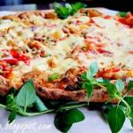 Pizza Gyros (Pizza z...