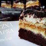 Ciasto Mleczna Kanapka z...